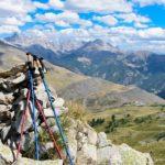 Назначение и виды наконечников на палки для скандинавской ходьбы