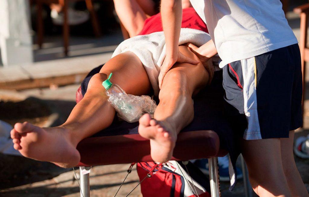 боль в мышцах после бега